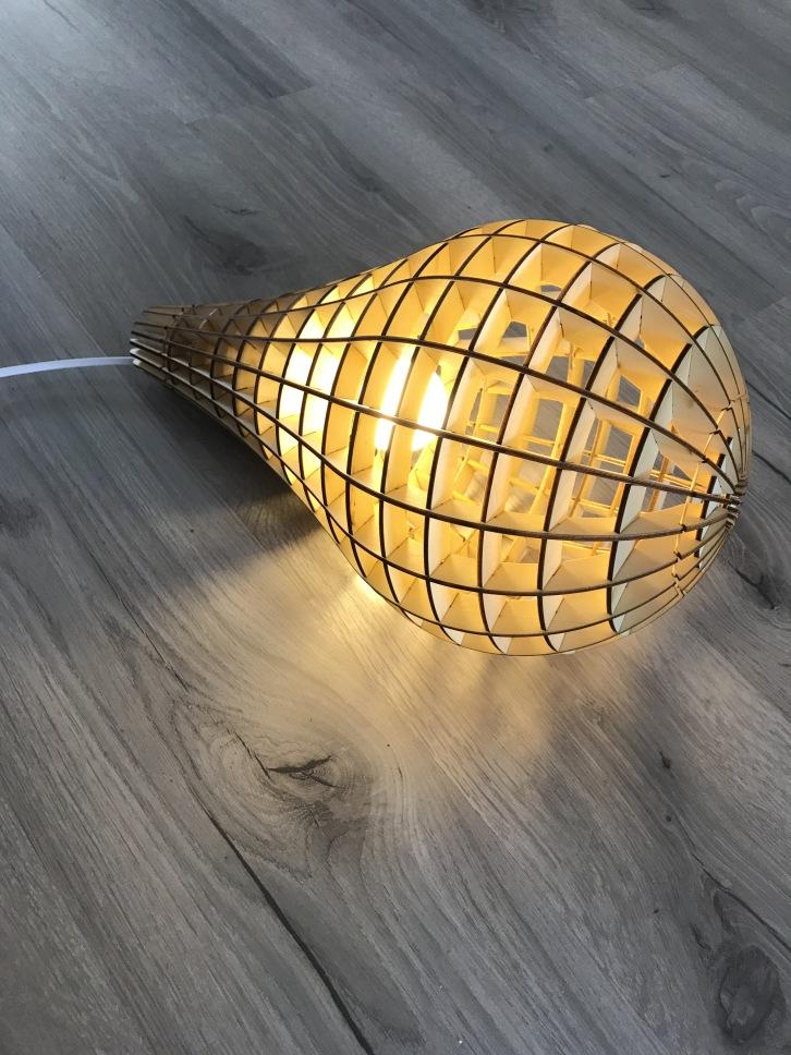 design lamp druppel
