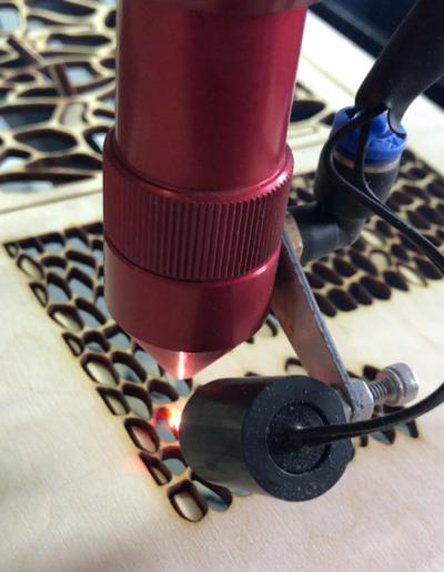 lasermachine snijden