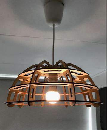 Hanglamp INDU S1
